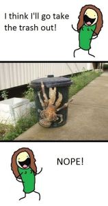 Coconut Crab Comic